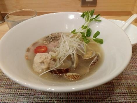 麺屋 貝原 伊川谷