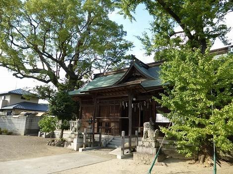 御坂神社   [兵庫県三木市]