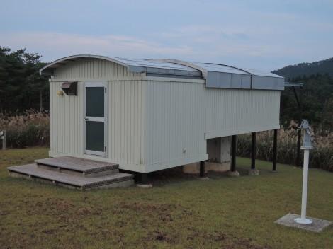 フォレストステーション波賀 天体観測施設
