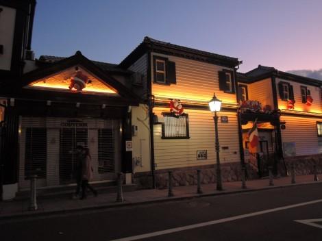 神戸北野クリスマスストリート