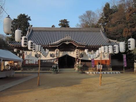 小野  住吉神社 拝殿