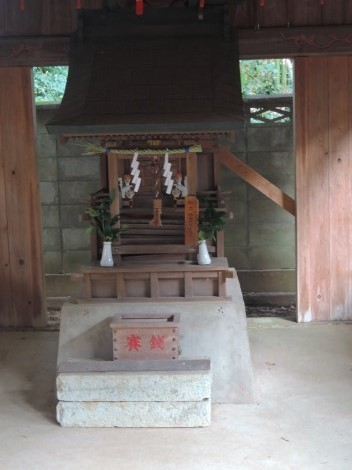 小野 住吉神社 稲荷社