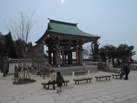 摩耶山  天上寺 華曼荼羅の鐘
