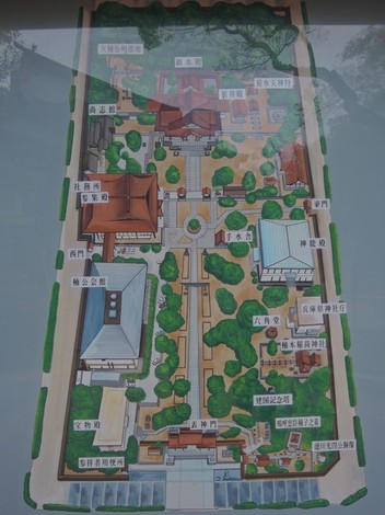 湊川神社 マップ