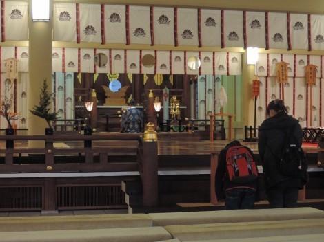 湊川神社 社殿