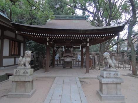 湊川神社 菊水天満神社
