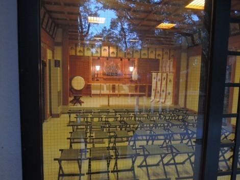 湊川神社 祈祷殿
