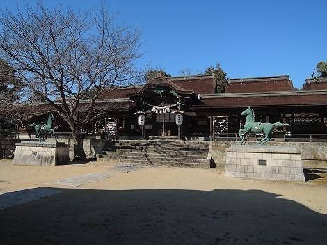 賀茂神社 本殿 [兵庫県たつの市]