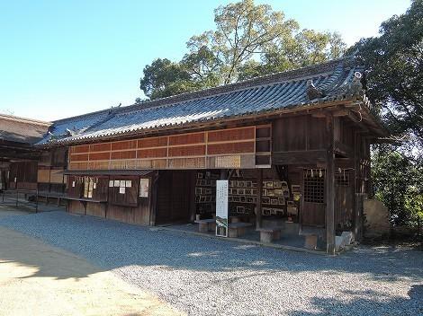 賀茂神社 絵馬堂 [兵庫県たつの市]