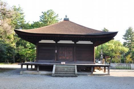 刀田山 鶴林寺 太子堂