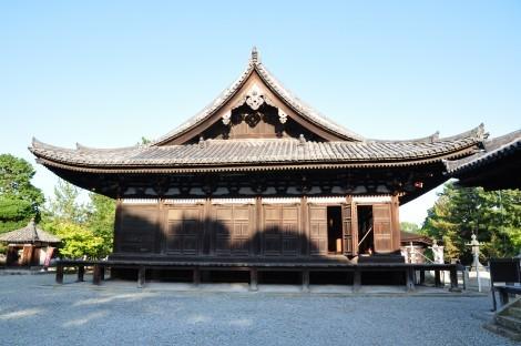 刀田山 鶴林寺 本堂