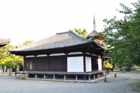 刀田山 鶴林寺 常行堂
