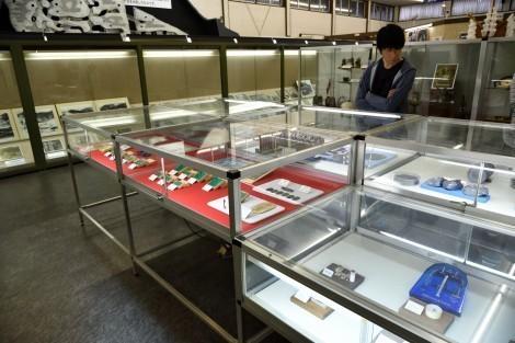 生野銀山 鉱山資料館