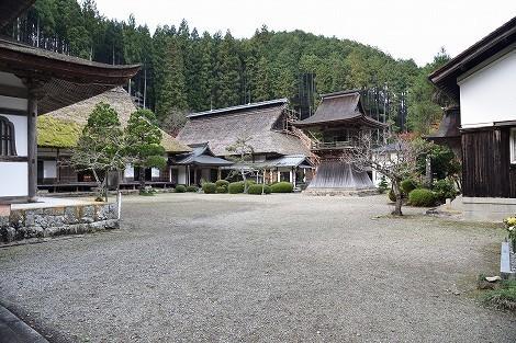 萬松山 慧日寺 [兵庫県丹波市]