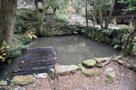大谷山 伽耶院 黄金水