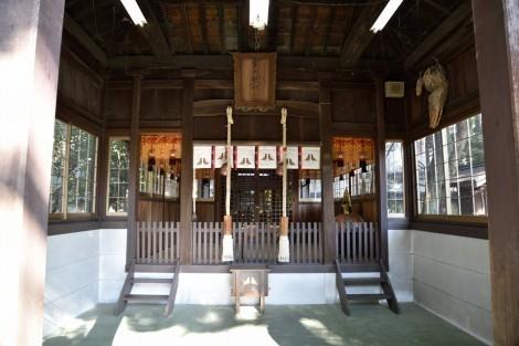 播磨国総社 射楯兵主神社 案内社八幡宮