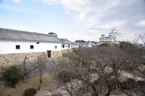 姫路城 西の丸多聞櫓