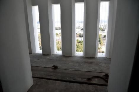 姫路城 出格子窓