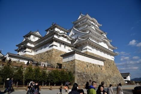 姫路城 備前丸より