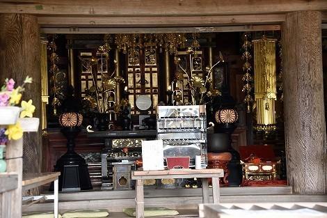 岩嶺山 石峯寺 [兵庫県神戸市北区]