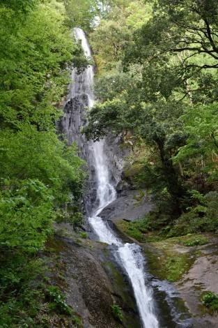日本の滝百選 猿尾滝