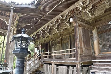 圓教寺(円教寺)摩尼殿