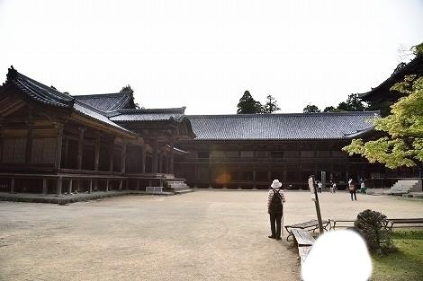 圓教寺 三つの堂