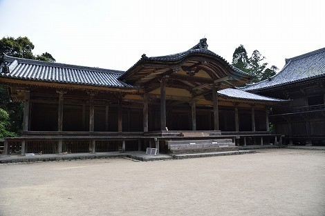 圓教寺(円教寺) 常行堂