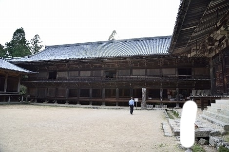 圓教寺 食堂