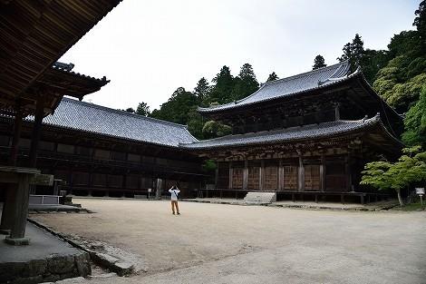 圓教寺(円教寺) 三つの堂