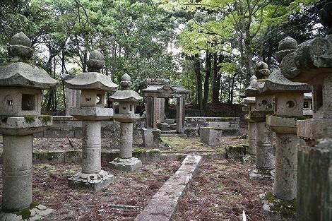 圓教寺(円教寺)榊原家墓所