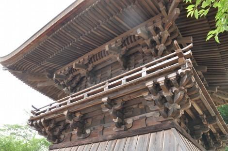 小野市 浄土寺  鐘楼堂