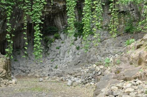玄武洞公園 北朱雀洞