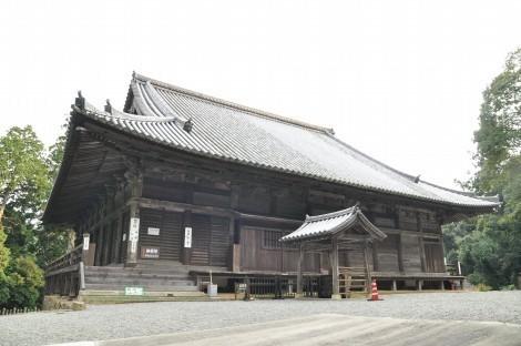 法華山  一乗寺 金堂(本堂)