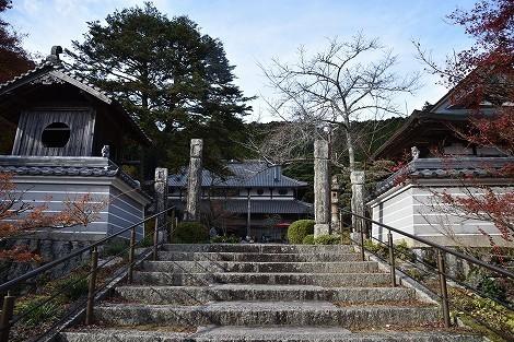 永谷山「円通寺」 兵庫県丹波市