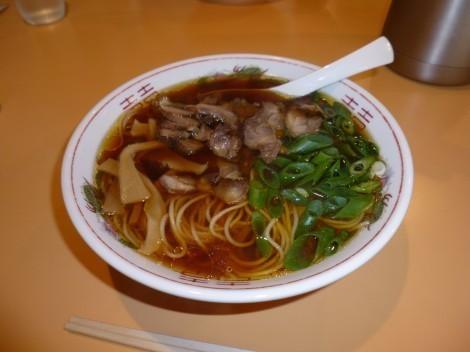「中華そば いまい」で笠岡ラーメンを食べました