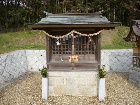 櫨谷神社 妙見宮