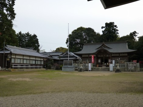 櫨谷 諏訪神社