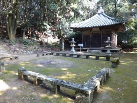 近江山 近江寺 護摩堂