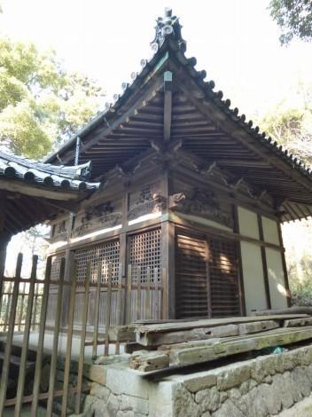 三身山 太山寺 釈迦堂