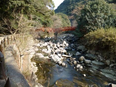 三身山 太山寺 閼伽井橋