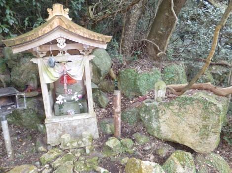 神戸 太山寺 奥の院