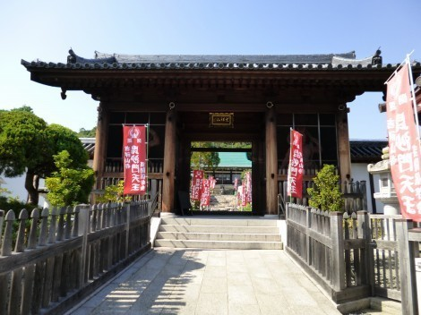 神戸市垂水区 多聞寺