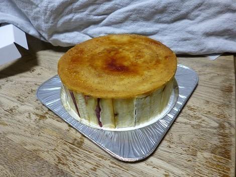 バランタインで芋ケーキを買いました  [兵庫県三木市]