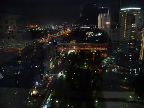 神戸市役所 1号館 24階展望ロビー