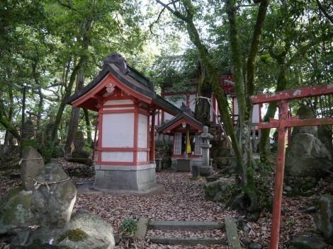 上の丸稲荷神社