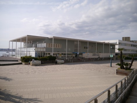 舞子公園 橋の科学館