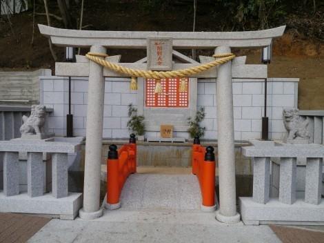 須磨寺 弁財天