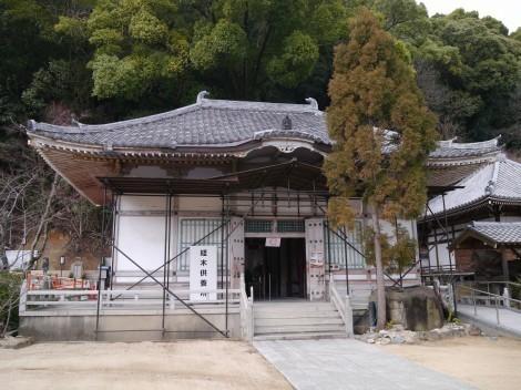 須磨寺 経木供養所