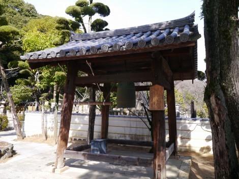 須磨寺 弁慶の鐘